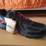 Adidasi asics 9atletism0 - Adidasi barbati Asics, Marime: 44, Culoare: Albastru