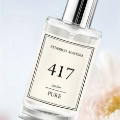 Parfum dama FM 417 Orientale - hipnotizant 50 ml - Parfum femeie Federico Mahora, 30 ml