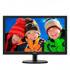 Philips 223V5LHSB/00 21.5 LED 1920 x 1080 Full HD 16:9 HDMI