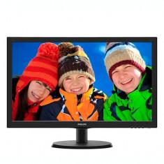 Philips 223V5LHSB/00 21.5 LED 1920 x 1080 Full HD 16:9 HDMI