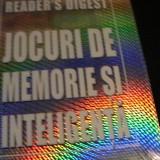JOCURI DE MEMORIE SI INTELIGENTA-LA TIPLA-FORMAT A 3- - Jocuri Logica si inteligenta