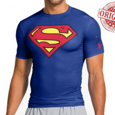 Tricou Under Armour Superman COD: 1244399401 -Produs original, factura, garantie - Tricou barbati Under Armour, Marime: S, Culoare: Din imagine, Maneca scurta