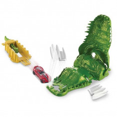 Set Hot Wheels - Crocodile Crunch - DWK94-DWK96 - McDonalds jucarie