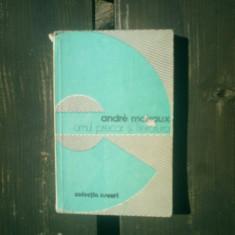 Omul precar si literatura - Andre Malraux