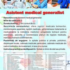 Inscrieri asistent medical Constanta !