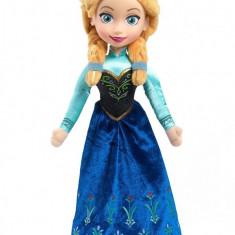 Plusuri muzicale Frozen - Anna - Caiet