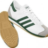 Adidasi ADIDAS COUNTRY II 2 G17075 WHITE/FOREST nr. 42,5 43 44,5 46