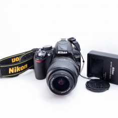 Nikon D3100 18-55mm - Aparat Foto Nikon D3100