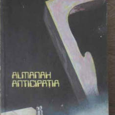 Almanah Anticipatia 1990 - Colectiv, 398034 - Carte SF
