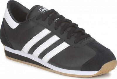 Adidasi Adidas Country II 2 Leather Black White G17073 nr. 42 foto af0ba4012ab