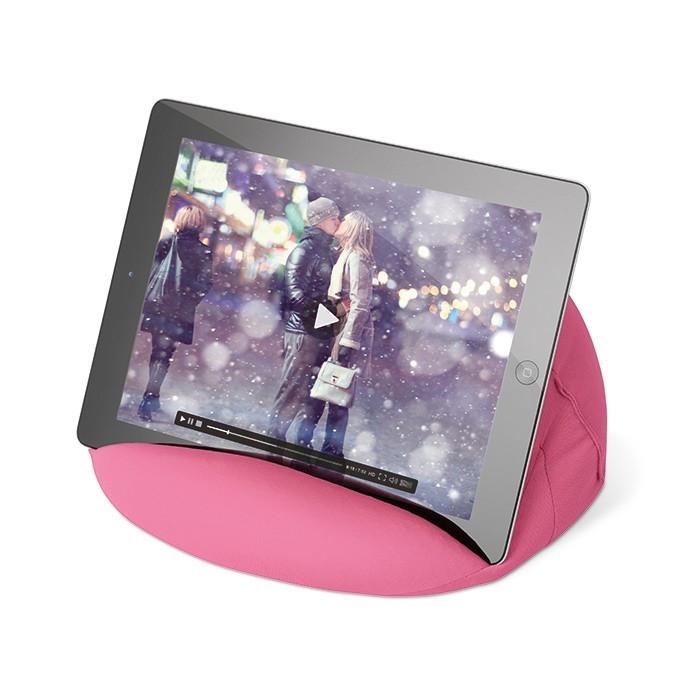 Suport tableta din microfibra Paddy roz CDT-MO8371-38 foto mare