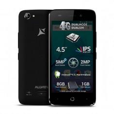Smartphone Allview P5 Lite 8GB Dual Sim 4G Black - Telefon Allview
