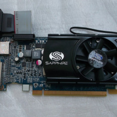 Placa video Sapphire Radeon HD5570 2 GB DDR3 128-bit DX11 Hdmi - Placa video PC Sapphire, PCI Express, Ati