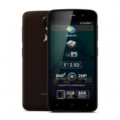 Smartphone Allview P6 Plus 8GB Dual Sim Brown - Telefon Allview