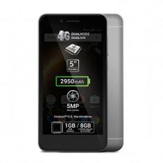 Smartphone Allview P6 Energy Mini 8GB Dual Sim 4G Grey - Telefon Allview