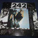 Front 242 - Official Version _ vinyl,LP,album _ Animalized (Germania)_electronic