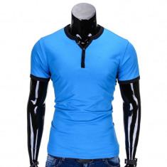 Tricou barbati s651 bleu