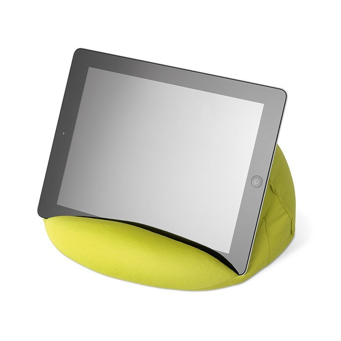 Suport tableta din microfibra Paddy verde CDT-MO8371-48 foto mare