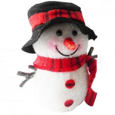 Ornament de Craciun - Om de Zapada cu led - Ornamente Craciun