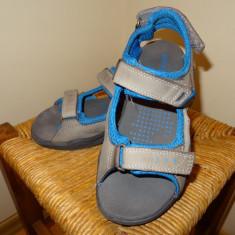 Sandale ECCO baieti - Sandale copii Ecco, Marime: 35, Culoare: Gri