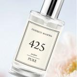 Parfum dama FM 425 Lemnoase, stil 50 ml
