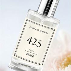 Parfum dama FM 425 Lemnoase, stil 50 ml - Parfum femeie Federico Mahora, 30 ml
