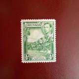 Grenada colonii regele George VI - nestampilat MH