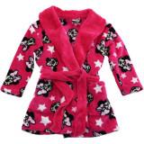 Halat de baiet roz pentru fetite, Minnie Mouse Disney