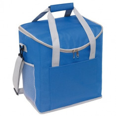 Geanta frigorifica Alexer Frosty albastra