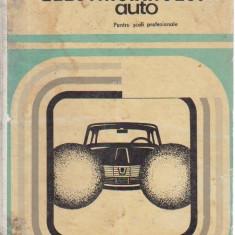 Manualul electricianului auto - Pentru scoli profesionale