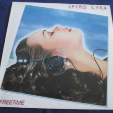 Spyro Gyra - Freetime _ vinyl,LP,album _ MCA (Germania)