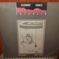 - Y- ALEXANDRU ANDRIES INTERZIS I - DISC VINIL LP - Muzica Folk