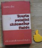 Teoria rotatiei sistemelor fluide Marina DInu