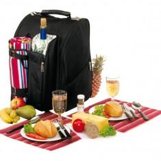Rucsac picnic Diabolo pentru 2 persoane - Vesela camping Alexer