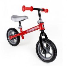 Bicicleta rosie fara pedale Funbee - D`Arpeje - Bicicleta copii