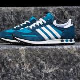 Adidasi Adidas LA Trainer (Q20744) nr. 45 si 46 - Adidasi barbati, Marime: 45 1/3, Culoare: Din imagine, Textil