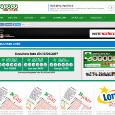 Vand site LoterieOnline.RO - Site de Vanzare