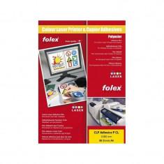 Folie Folex incolora printabila autoadeziva transparenta tip laser