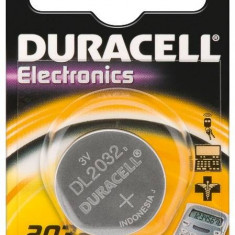Duracell Baterie buton litiu CR2032 3V 225 mAh - Baterie Aparat foto