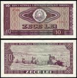 ROMANIA 10 LEI 1966 UNC NECIRCULATA