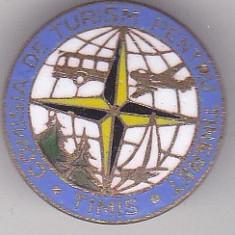 Insigna Comisia de Turism pentru Tineret Timis