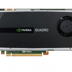 Placa video nVidia Quadro 4000, 2 GB DDR5, 256 bit - Placa video PC