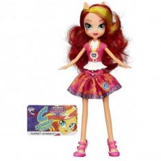Jucarie My Little pony Sunset Shimmer Equestria Girls B5722 Hasbro