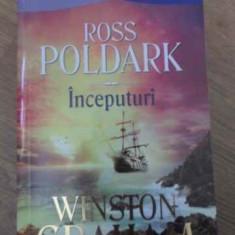 Ross Poldark Inceputuri - Winston Graham, 398138 - Roman dragoste