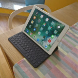 iPad Pro 9.7 128GB Wifi Gold Incl Tastatura Smartkeyboard