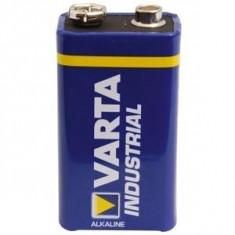 Varta Baterie alcalina 6LR61 (9V) Industrial - Baterie Aparat foto