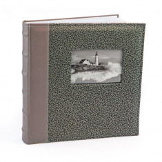 Album foto Powerfull Procart personalizabil 500 poze 10x15 Maro inchis
