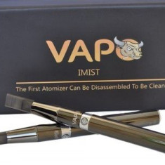 Imist | Kit 2 tigari electronice logo Vapo - Kit tigara electronica