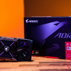 Gigabyte AORUS RX 580 XTR 8GDDR5 - Placa video PC