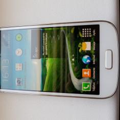 Samsung Galaxy S4 mini alb, dual sim - Telefon mobil Samsung Galaxy S4, 16GB, Neblocat